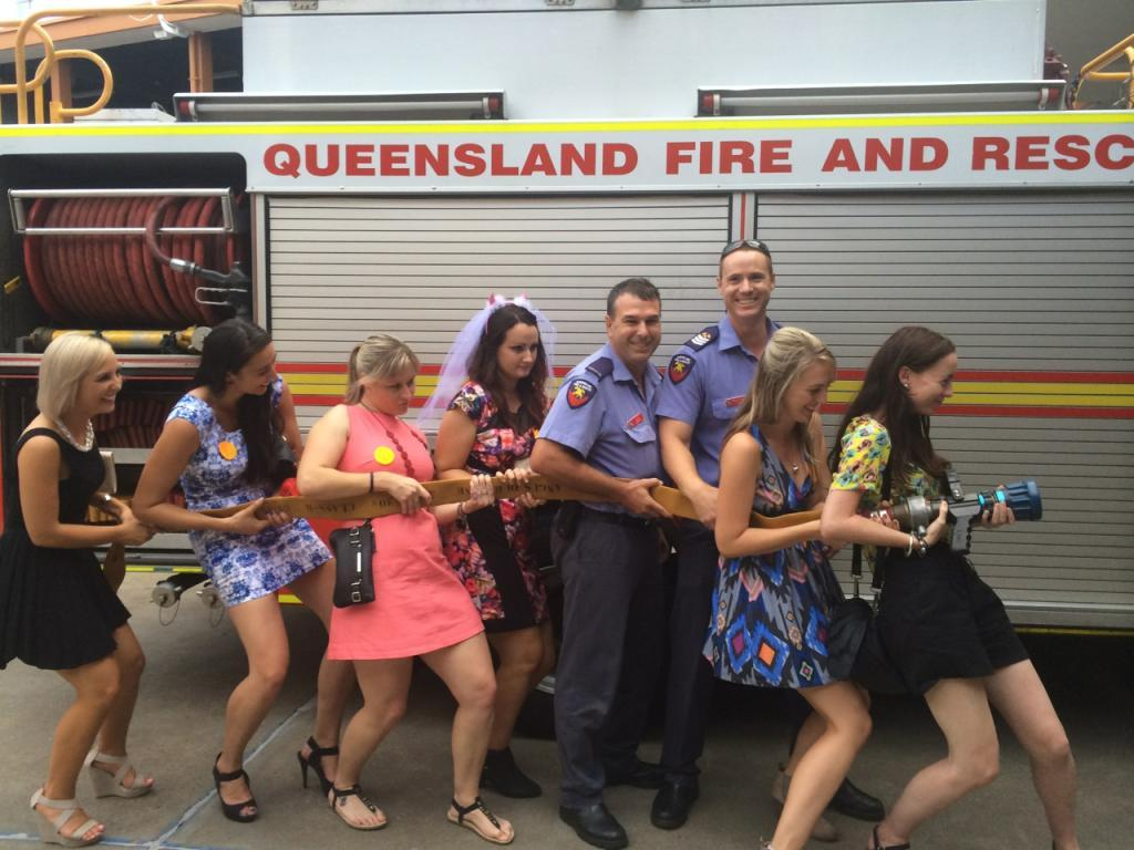 Brisbane firies