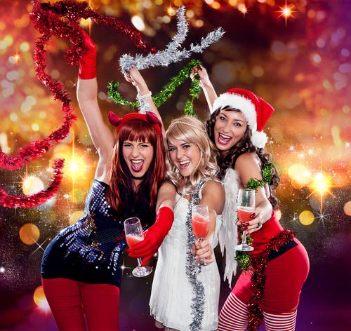 Christmas Parties In Brisbane Ideas Packages Venues Gobananas