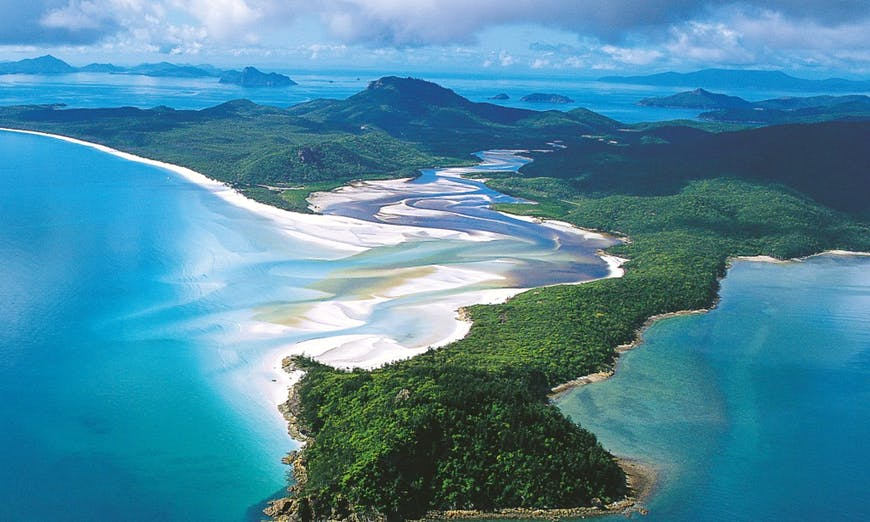 whitsunday coast